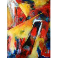 Quality abstract painting art picture room wall picture for sale
