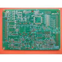 Quality 4 Layers FR4 Custom PCB Boards with Immersion Gold and Green Solder Mask for Lighting for sale