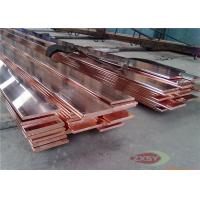 Quality Polished Oxide Pure 99.95% Copper Rods 8-300mm Corrosion Restance for sale