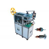 Buy Servo Motor Wedge Cutting , Forming And Inserting Machine Fully Automatic at wholesale prices