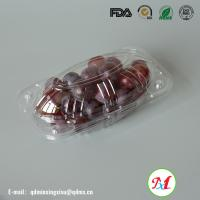 Buy High clear clamshell packaging mango Container at wholesale prices