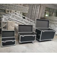 Buy Black Lowest Cubic Meter Of 3 In 1 Flight Aluminum Tool Cases Easy To Moving at wholesale prices