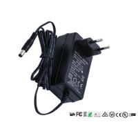 Quality 5V 9V 12V 24V Switching Power Adapter 0.5A 1A 1.5A 2A With 3.5X1.35 mm Dc Plug for sale