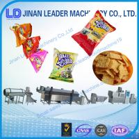 Quality Expanded Puffing Grain Corn Rice Snack Stick Making Machine for sale