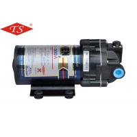 Quality Diaphragm RO 24VDC Water Pressure Booster Pump Durable For RO Water Filter for sale