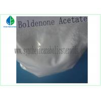 Quality CAS 846-46-0 Anabolic Boldenone Acetate , Fitness Boldenone Steroid Powder for sale