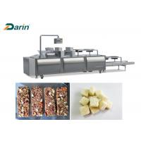 Quality High Speed Low Noise Cereal Bar Forming Machine / Peanut Bar Molding Machine for sale