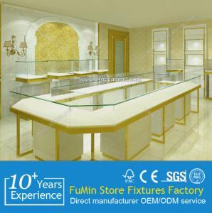 Quality POP acrylic jewelry showcase for sale