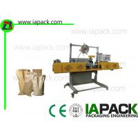 China High Power Auxiliary Equipment Hot Melt Packaging Tape Sewing Machine on sale
