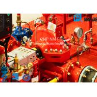 Quality NFPA20 Standard Split Case Horizontal Centrifugal Pump / 500 Gpm Fire Pump for sale