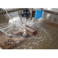 Quality Carbon Fiber 5 Axis Water Jet Cutting Machines For Water Jet Metal Cutting Service for sale