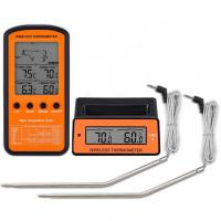 Buy cheap DTH-106 Accurate New Two Probes Meat Thermometer with Backlight For Kitchen Cooking Outdoor BBQ/Grill from wholesalers