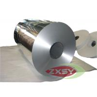 Quality 8011 O / 3003 H22 H24 Aluminium Foil Roll Semi Rigid Container SRC Jumbo Roll for sale