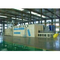Quality Vacuum Automotive Glass Production Line Pre Pressure Oven 300 Kw Power for sale
