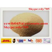 China Epimedium P.E Raw Material Icariin / Epimedium Extract CAS 489-32-7 on sale