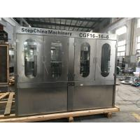 Quality A To Z 3-In-1 Automatic Bottle Filling Machine 380V 50HZ Three Phase for sale