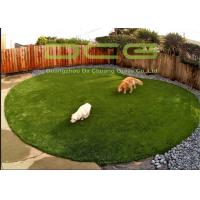 Quality PE Material Soft Evergreen Artificial Lawn Grass Fire Resistant 4 Color Mixed for sale