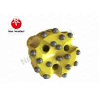 Buy Clay / Chalk Rock Boring Bits , 8 Inch DTH Oil Drill Bit Anti Corrosive at wholesale prices
