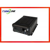 Quality GPS Positioning Vehicle Mobile DVR , HD Car DVR With Two Way Intercom for sale