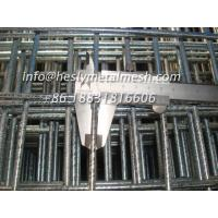 Quality WM01 Concrete reinforcement welded mesh panels for sale