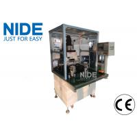 Quality Automatic Needle Winding Machine for BLDC Stator , Two Working Stations for sale