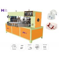 Quality High Frequency Medical Pouch Making Machine 2100×2600 MM Welded Area With Anti - Flash System for sale