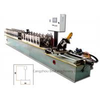 Quality Power 8.5kw Wall Angle Roll Forming Machine 50-60HZ Frequency 2 Years Warranty for sale
