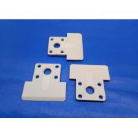 Quality Custom Alumina Ceramic Plate Thermal Shock Resistance Sucking Ceramic Sheet Plates for sale