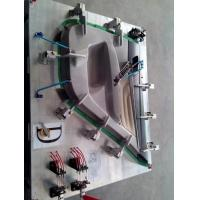 Quality Automatic Weld Fixture ComponentsSpot Welding Jig For Sheet Metal Parts Bumper for sale