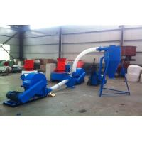 Quality 15KW Electrical Motor Wood Crushing Machine High Efficient 600-700 KG/H for sale