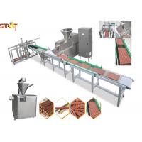China Efficient Pet Food Extruder Machine , Cold Extrusion PetChewsTreatsEquipment for sale