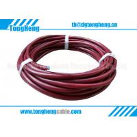 China Drag Chain Use Cut-resistant Silicone Conductor Insulation Customized Silicone Cable on sale