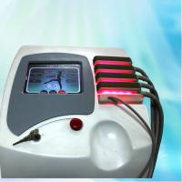 Quality 650nm Diode Lipo Laser Slimming Machine For Body Shaping , fat reduction and cellulite for sale