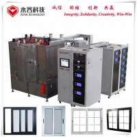 Buy cheap house window Titanium Nitride TiN color Coating Machine, TiAlN Vacuum Coating Equipment, Vacuum Coater from wholesalers