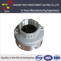 High Precision Cast 316 Stainless Steel Machined Parts , Compact Cast Metal Parts