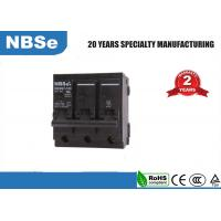 Quality 3P 75A Plug Fuse Circuit Breaker , Lightweight Square D Circuit Breakers for sale