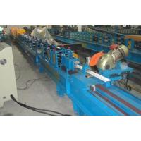 China PU Foamed Insulated Rolling Shutter Door Making Machine 3T Manual Uncoiler on sale