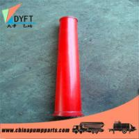 Buy Construction Building Reducer Concrete Pump PIPE at wholesale prices