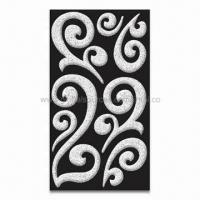 Quality 3D Puffy Flourish Stickers, Safe and Non-toxic, Suitable for Children for sale