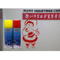 Quality Various Color Christmas Snow Spray Water based High Extrusion Rate Non - Flammable for sale