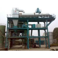 Buy 2 Aggregate Hoppers Asphalt Recycling Equipment , Asphalt Drum Mixing Plant at wholesale prices
