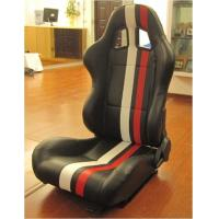 Quality Large Reclinable Sport Racing Seat Office Chair For Driver / Passenger for sale