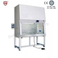 Quality Biology Biologic Safety Cabinet For School , Laboratory Fume Cupboards With Filter Life Inquiry for sale