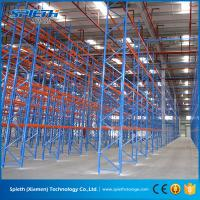 Quality Low Price Heavy Duty Warehouse Storage System Pallet Racking for sale