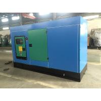 Quality 1500RPM 50Hz Industrial Diesel Generators 3 Phase 400V Water Cooled Generator for sale