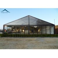 Quality Spacious Garden Party Canopy Wedding Canopy Tent  Aluminium Structure for sale