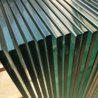 Quality cheap glass railing price,10mm clear tempered glass railing price m2 for sale