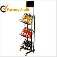 Quality 3-Case Wine Rack for sale