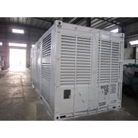 Quality 1250 Kva Soundproof Containerized Diesel Generators With Cummins KTA50-G3 for sale