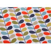 Quality Custom Pattern TPU Coated Canvas Material With Bright - Colored Printing for sale